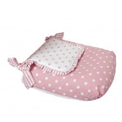 Bugaboo carrycot coverlet carousel Pink