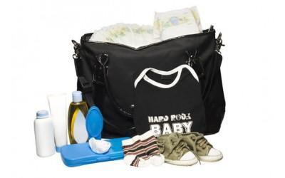 Qué debemos de llevar en el bolso del bebé