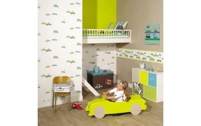 Ideas para decorar la habitación del bebe