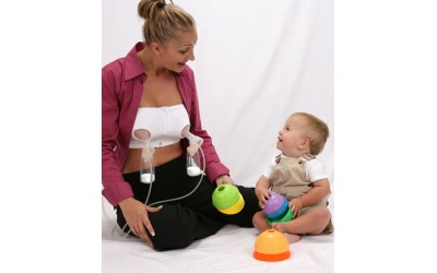 Guide how to use a breast pump
