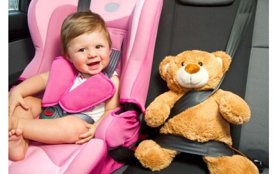 Tips for traveling with kids in car