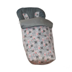 Sack Chair with Mittens Kittens