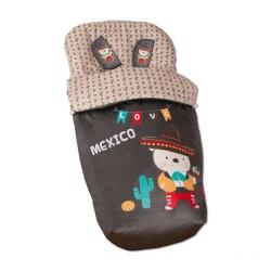 Saco Silla + Manoplas Mexico