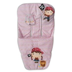Covers Harness chair mat Pretty Pirate