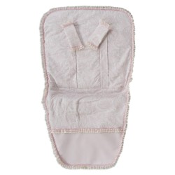 Harness chair mat covers Sweetly Rosa