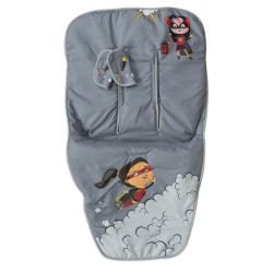 Covers Harness chair mat Hero Girl