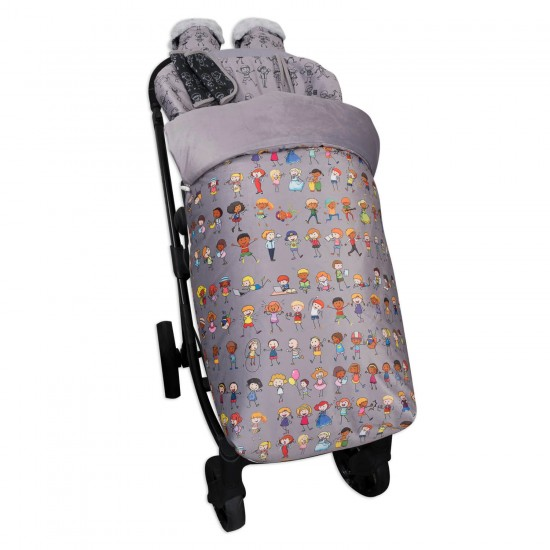 Manoplas silla paseo Fun Childs