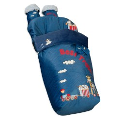 Waterproof bag chair with Mittens and covers Harness Train