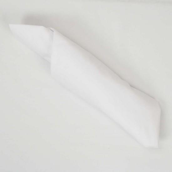 Lote 2 Bajeras 100% Algodón. Ajustables con Goma. (Blanco, Coche/Capazo/Cuco 80)