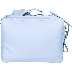 Leatherette Travel Suitcase Lye