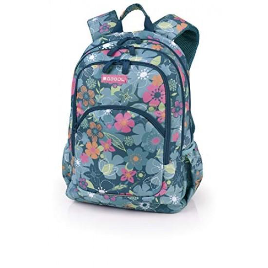 Aloha Three Compartment Backpack