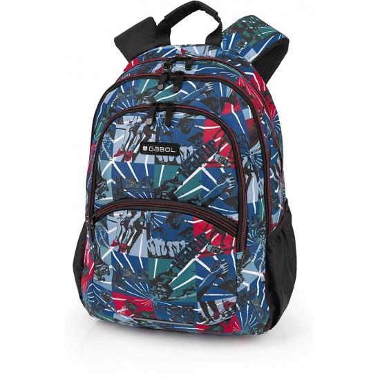 Flip 3 Dpt Backpack