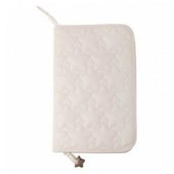 White Coulant Leatherette Document Holder