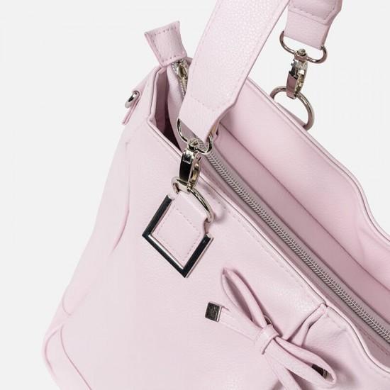Baby Pink Bread Bag