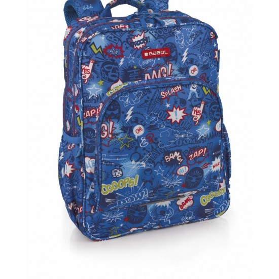 Bang Backpack with Two Compartments
