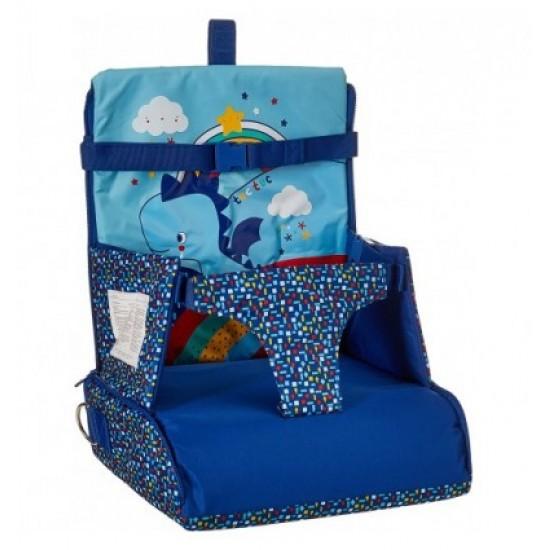 Enjoy & Dream Blue Portable Highchair