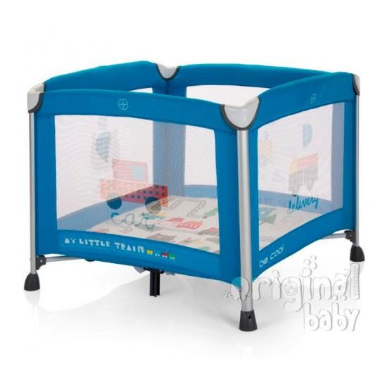 Parque Room n Play Poppy Azul de BE COOL