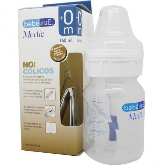 Biberón Bebé Due Medic 150/160 ml