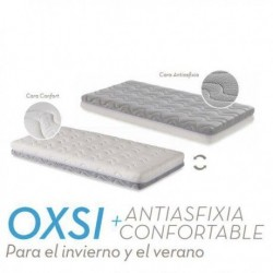 Ecus crib mattress 57x117 Oxsi