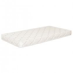 Colchon cuna thermofress, talla 105x50cm, color blanco
