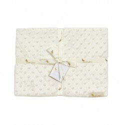 Baby beige blanket for baby Interbaby