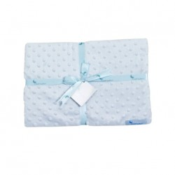 Blue blanket for baby Interbaby