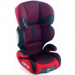 Silla de auto Montecarlo R1 Red con ISOFIX