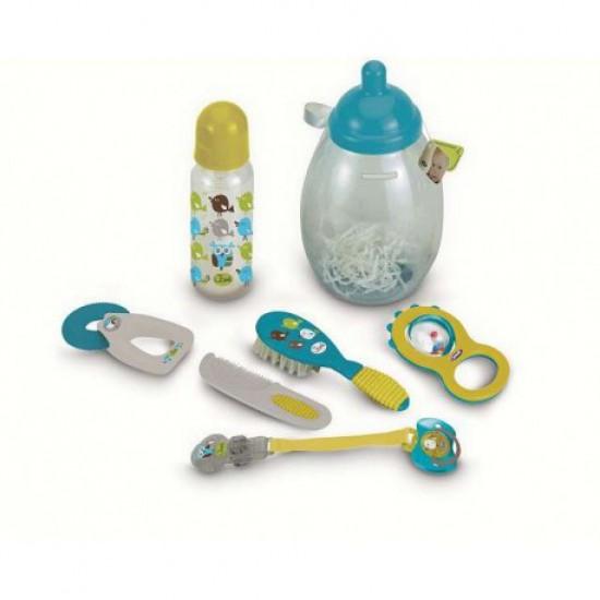 Set Regalo Biberones y accesorios Chromatic Jané