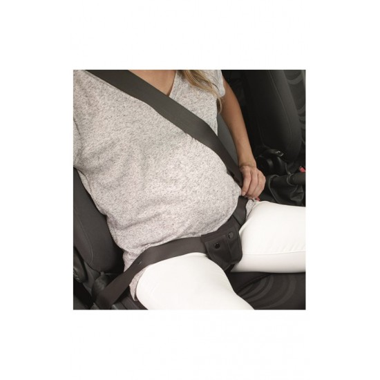 Protects safety belt orange