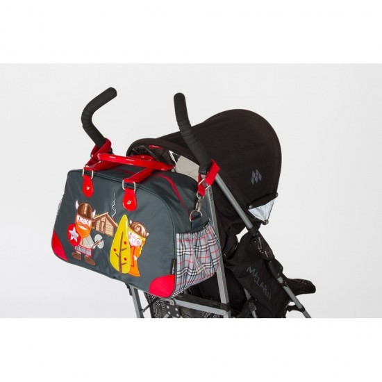 Bag and baby changer Pirates by Tuc Tuc