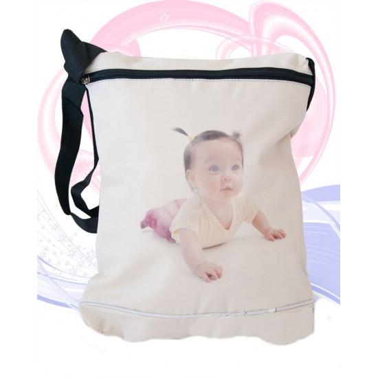 Bolsa Guarderia bebé personalizada