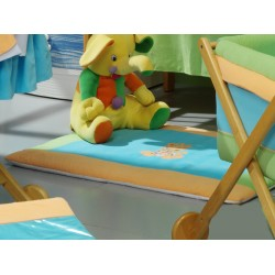 Manta juegos para bebé Jirafa 01