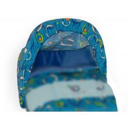 Toldo-Soft top Porta Baby Blue Planets