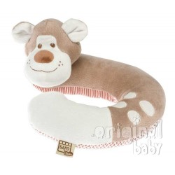 Headrest for baby Teddy beige