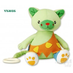 Musical Teddy Green baby jurassic