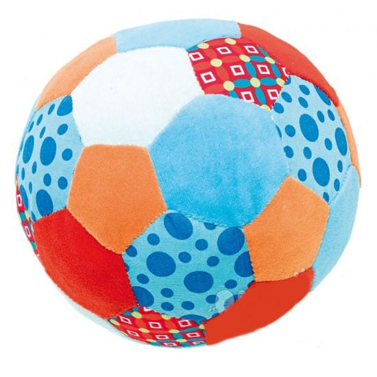 Mi primer balón con chip musical Azul