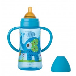 Blue Elephant Baby Bottle 360ml Maxi Saro
