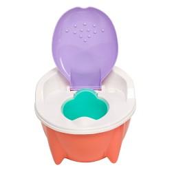 Potty toilet child musical Saro Rojo