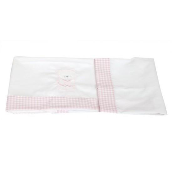 Juego de sábanas de Minicuna serie 35