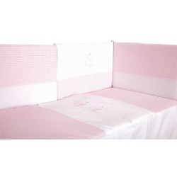 Duvet Cot 60 x 120 Series 35 PROTECTOR INCLUDED