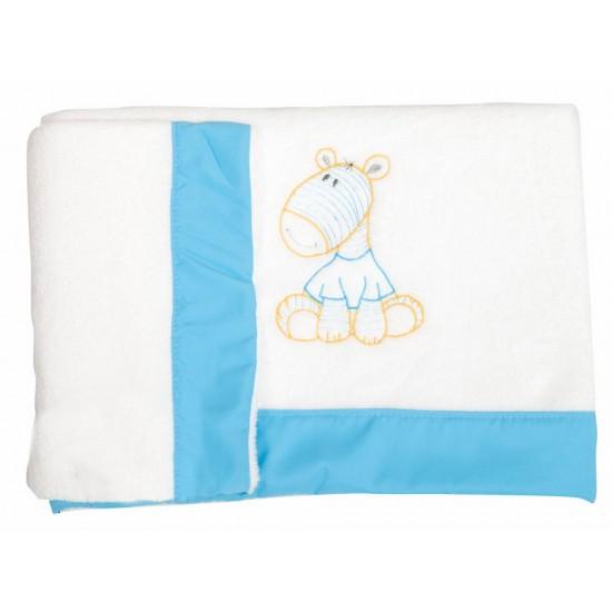 Juego de sábanas de cuna 70 x 140 Coralina Baby