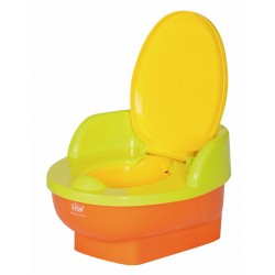 Musical Potty Orange Pipo