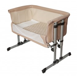 Co-sleeping Accessories Kit minicot By my Side Beige