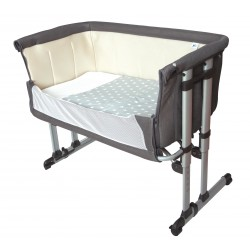 Co-sleeping Accessories Kit minicot By my Side Gray