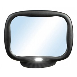 Safety mirror with LED and remote - Light