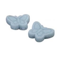 Esponja natural de Konjac Mariposa Azul