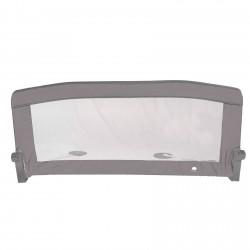 Barrera de cama Regen 150 cm Gris Claro