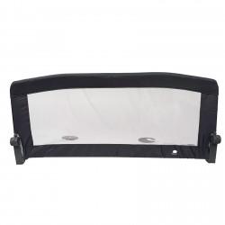 Barrera de cama Regen 150 cm Gris Oscuro