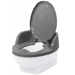 Musical Potty Pipo Black-Gray