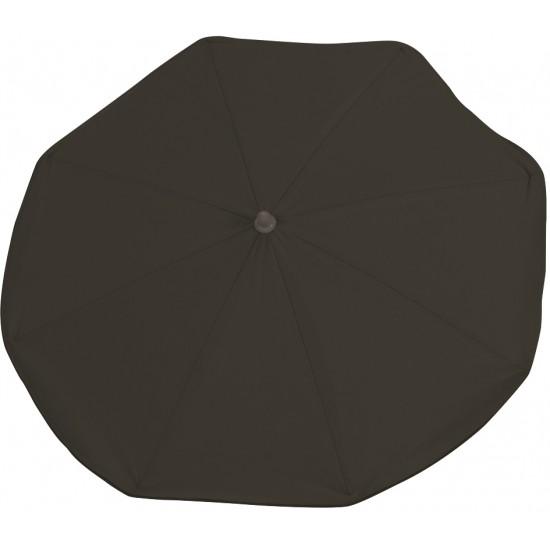 Sombrilla silla Negra con filtro UV
